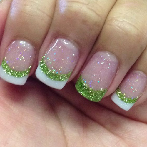 St Patrick S Day Nails 66 Best St Patrick S Day Nail Art Nail Art Hq